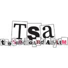 Snowboard Asylum Square Logo