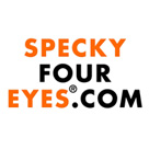 Specky Four Eyes Square Logo