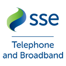 SSE Phone & Broadband Square Logo