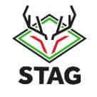 Stag Cricket Square Logo