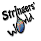 Stringers World Square Logo