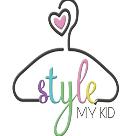 Style My Kid Square Logo