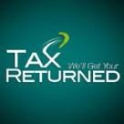 Tax Returned Square Logo