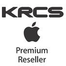 KRCS Apple Premium Reseller Square Logo