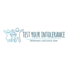 Test your Intolerance Square Logo