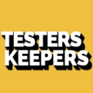 Testers Keepers Square Logo