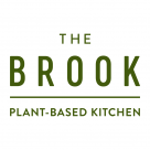 The Brook Plant Based Kitchen Square Logo