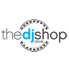The DJ Shop Square Logo