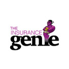 The Insurance Genie Life Insurance Square Logo