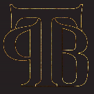 The Personal Barber Square Logo