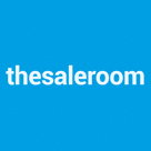 The Saleroom Square Logo