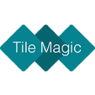 Tile Magic Square Logo