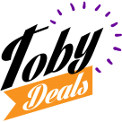 Toby Deals Square Logo
