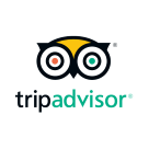 TripAdvisor Hotel Booking Square Logo