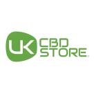 UK CBD Store Square Logo