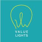 Value Lights Square Logo