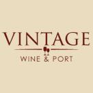 Vintage Wine & Port Square Logo