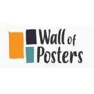 Wall of Posters Square Logo