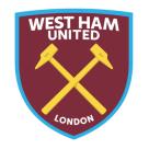 West Ham United Square Logo