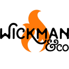 Wickman & Co Custom Candles Square Logo