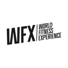 World Fitness Square Logo