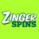 Zinger Spins Square Logo