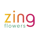 Zing Flowers Square Logo