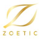 Zoetic Square Logo