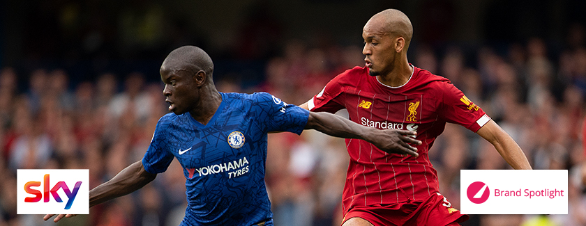 Sky Sports Brand Spotlight Blog Banner