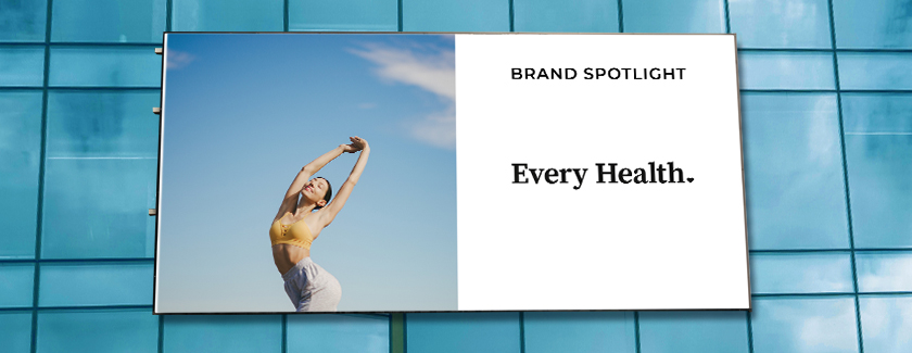 Every Health Brand Spotlight Blog Banner