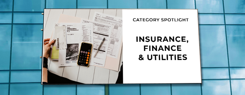 Finance Category Spotlight Blog Banner