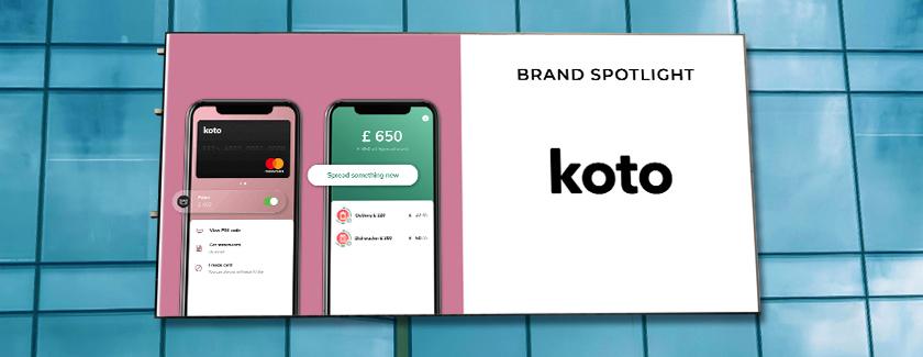 Koto Brand Spotlight Blog Banner