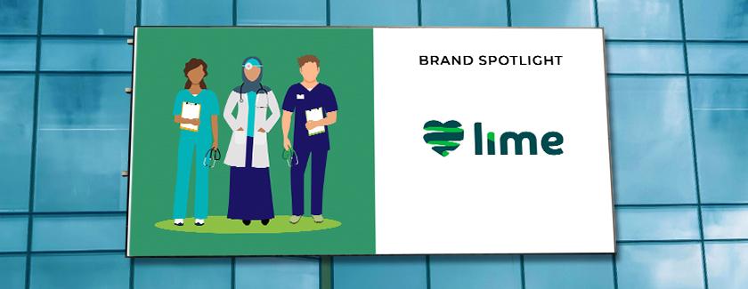 Lime Brand Spotlight Blog Banner
